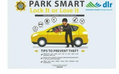 Be Crime Aware and Park Smart