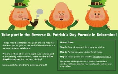 Reverse St Patrick's Day Parade